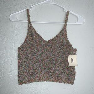 URBAN OUTFITTERS KNITTED TOP